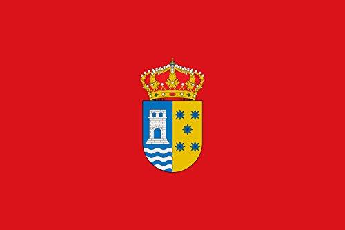 magFlags Bandera Large Municipio de Torremocha de Jarama Comunidad de Madrid | Bandera Paisaje | 1.35m² | 90x150cm