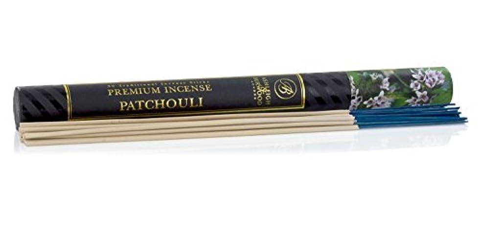 きしむひどく変換Ashleigh&Burwood お香 30本入 パチョリ insense Pachori アシュレイ&バーウッド