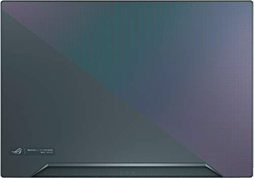 Product Image 1: ASUS ROG Zephyrus M15 15.6″ Full HD 144HZ Gaming Laptop, Core i7-10750H, RGB Backlit Keyboard, Bluetooth, HDMI Output, NVIDIA GeForce GTX 1660 Ti Graphics, Windows 10, Gray (16GB RAM   512GB PCIe SSD)