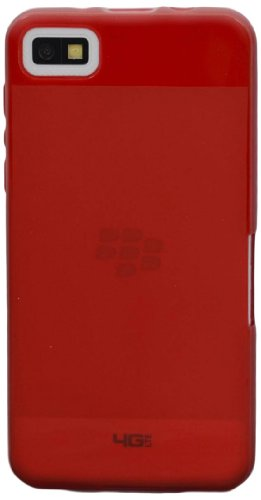 Katinkas Soft Cover per Blackberry Z10, Rosso