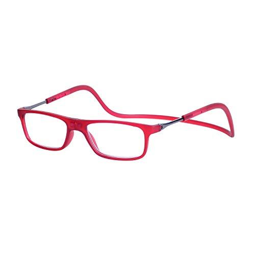 Gafas de Lectura Magnéticas Plegables para Hombre y Mujer +1.5 (50-54 años)...