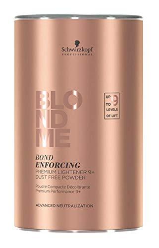 Schwarzkopf Blondme 9+ Premium Lift 1 x 450 g Blondierpulver Aufheller Blondierung