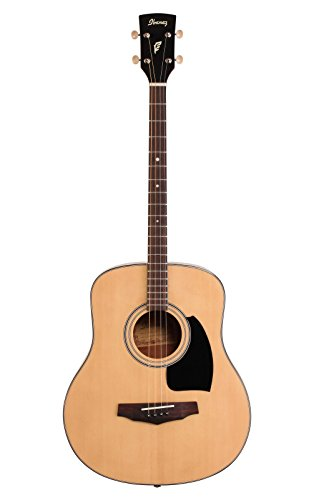 Ibanez PFT2NT PFT2NT Tenor Acoustic Guitar, Natural Gloss