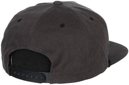 NCAA Zephyr Mens Tether 5 Panel Snapback Hat