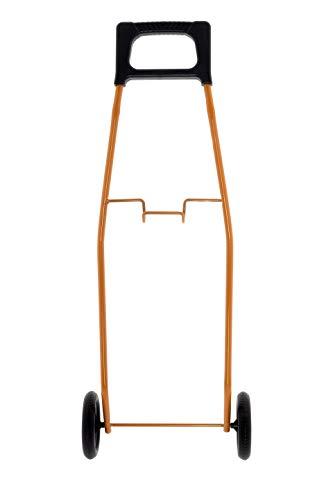 Garmol Carro portabombona, Naranja, 96x37x15