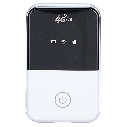 214 Módem De Enrutador WiFi, Módem LTE Inalámbrico 3G / 4G, Módem De Enrutador De Malla Desbloqueado Combinado con Ranura para Tarjeta SIM, para Usuarios De Automóviles(Versión Europea)