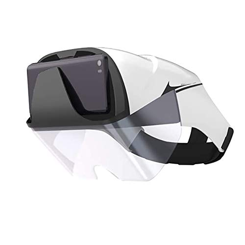 %14 OFF! QLPP 3D VR Glasses,Virtual Reality Headset,for 4.2 to 5.7 inch Smartphones for Movies Games...