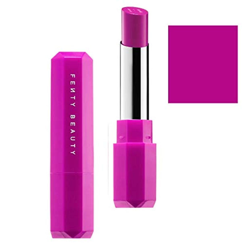 毎月強大な金額FENTY BEAUTY BY RIHANNA,New!!, 限定版 limited-edition, Poutsicle Juicy Satin Lipstick - Purpcicle [海外直送品] [並行輸入品]