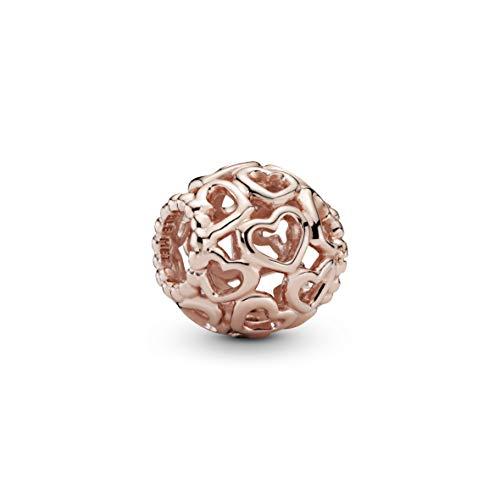 Pandora 780964 Bead Charm Donna, Oro rosa