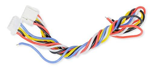 MissBirdler - Cable de silicona de 5 pines para TBS Unify PRO HV/Race RunCam Swift 2/Owl 2
