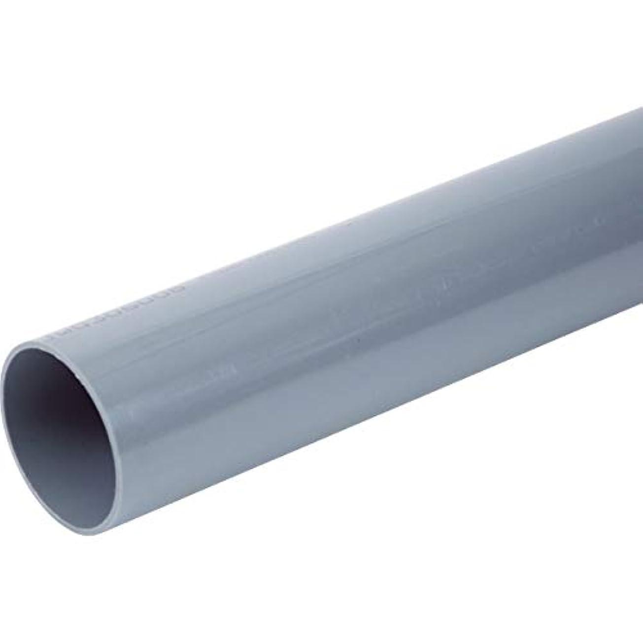 はげテクニカルブルーベルクボタケミックス 排水用塩ビパイプ VU 65X2M VU65X2M-2305 【4465997】