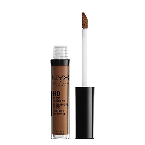 NYX PROFESSIONAL MAKEUP HD Photogenic Concealer Wand - Espresso, With Green Undertones