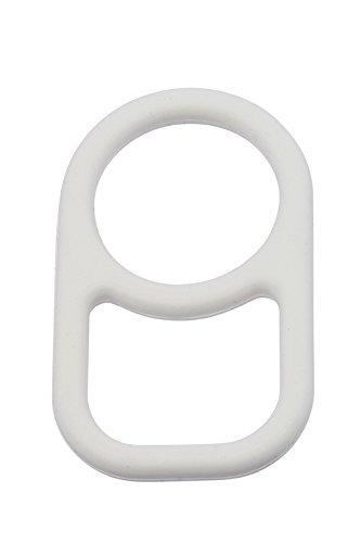 Sigg 8475.30 D-Neck Ring White