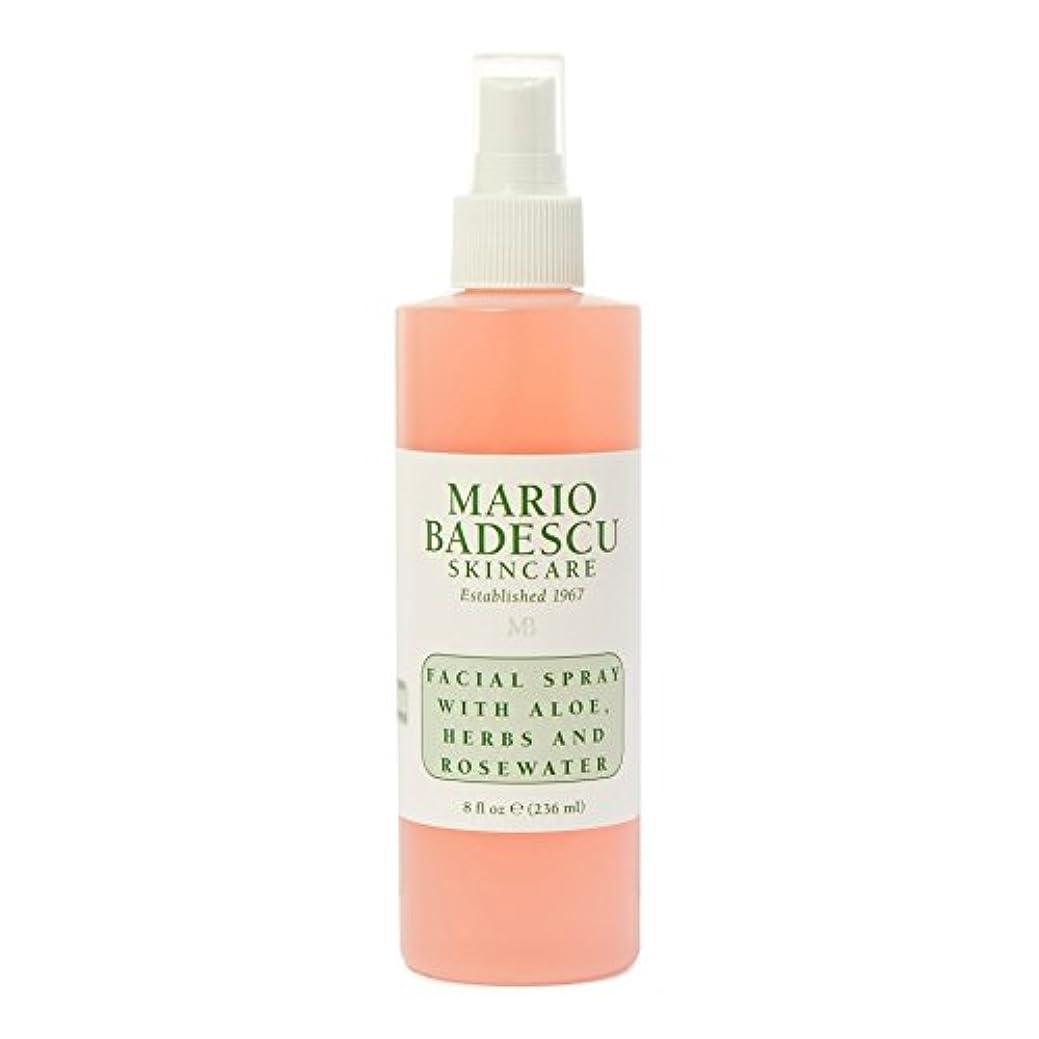 協力する何よりも寛容なMario Badescu Facial Spray 236ml (Pack of 6) - マリオ?バデスキュー顔面スプレー236ミリリットル x6 [並行輸入品]