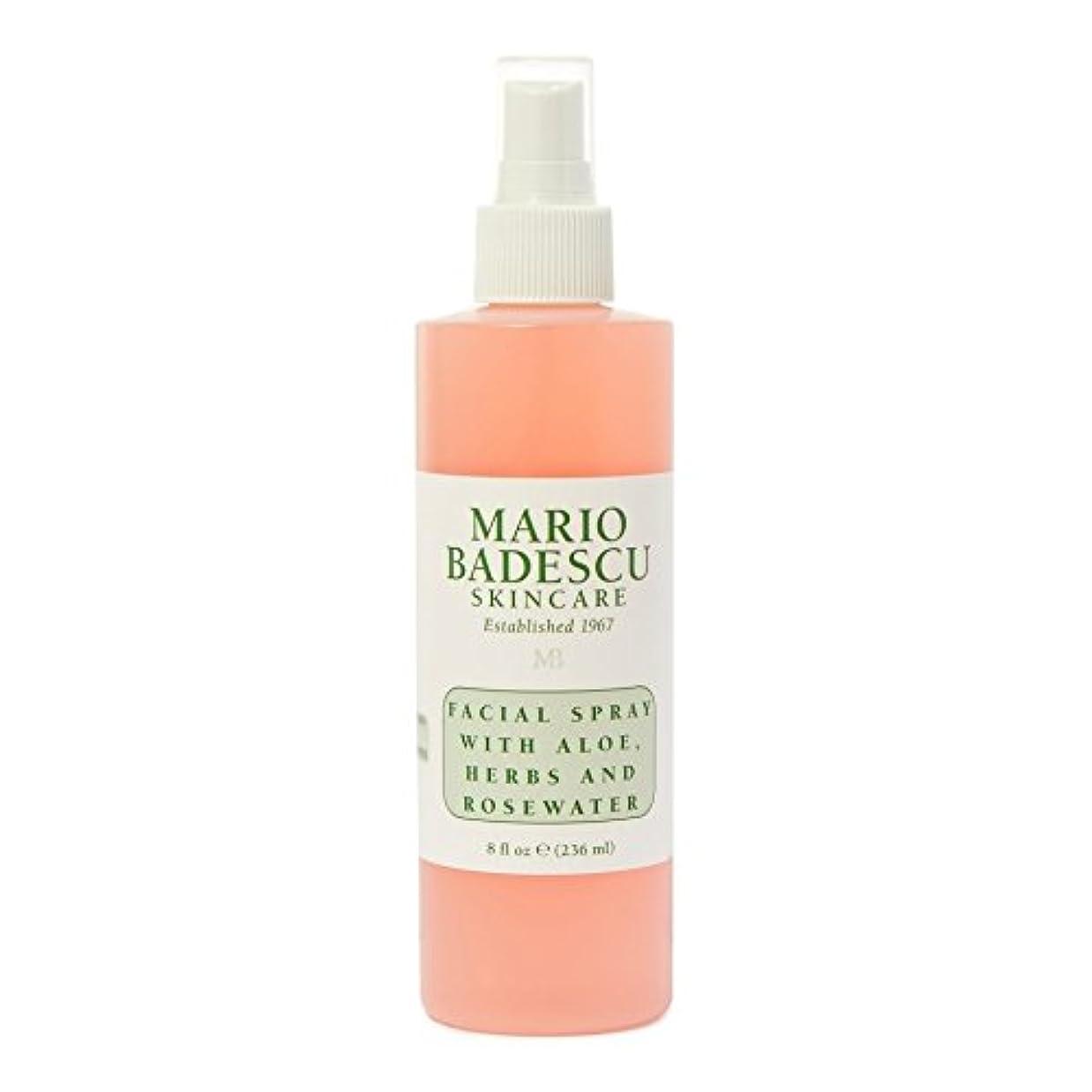 むしろ作詞家徹底的にMario Badescu Facial Spray 236ml (Pack of 6) - マリオ?バデスキュー顔面スプレー236ミリリットル x6 [並行輸入品]