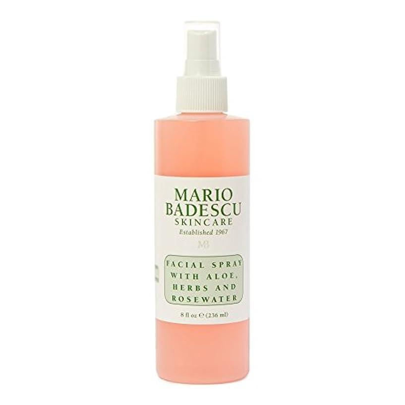 カナダエンコミウム凍るMario Badescu Facial Spray 236ml (Pack of 6) - マリオ?バデスキュー顔面スプレー236ミリリットル x6 [並行輸入品]
