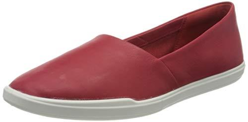 Ecco Damen SIMPILW Slipper, Rot (Chili Red 1466), 37 EU