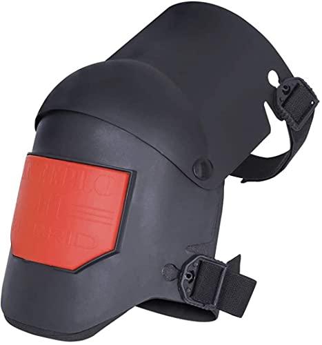 Sellstrom Knee Pads, Lightweight Protective Knee Pad, Black, Unisex, Universal Adult Size, M, S96210