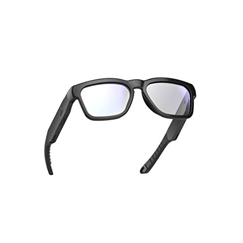amazon echo frames review listen to these specs OhO sunshine Safety Glasses,Over Ear Bluetooth Glasses with Built-in Microphone to Listening Music and Phone Calls, UV400 Blue Light Blocking Healthy Lens Technology