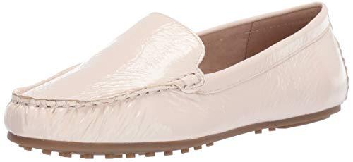 Aerosoles Driving Style Loafer, Bone Patent, 9 M US