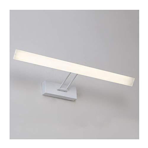 William 337 Badkamerverlichting, led-wandlamp, mistachterlicht, badkamerspiegel