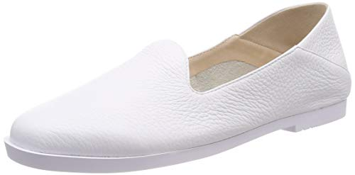 CAPRICE Damen Izzy Slipper, Weiß (White Deer 105), 39 EU