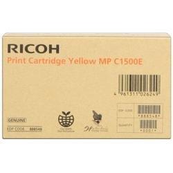 Ricoh 323617 - Cartucho de inyección, color amarillo