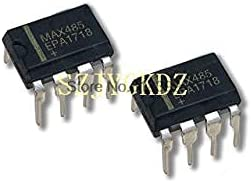 GzxLaY 10PCS Ic Max485cpa ic Txrx Rs485 8-dip 5 ☆ very popular Max48 rs422 Lowpwr Surprise price