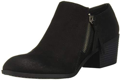 Rock & Candy Women's LOTTE Chukka Boot, Black, 6.5 Medium US
