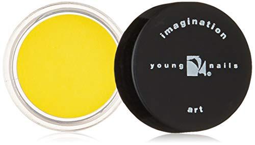 Young Nails Yellow Powder, Yellow