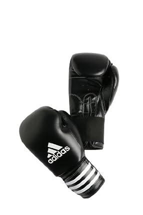 Adidas Guante de boxeo, Negro (black), 10 oz