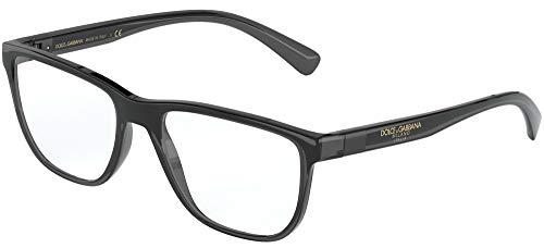 Dolce & Gabbana Brillen Gafas de Vista STEP INJECTION DG 5053 GREY 56/18/145 Herren