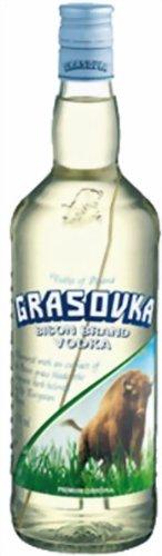 Grasovka Vodka - 1 Liter