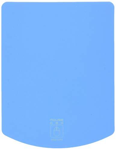 サンワサプライ マウスパッド ブルー MPD-T1BL 1個