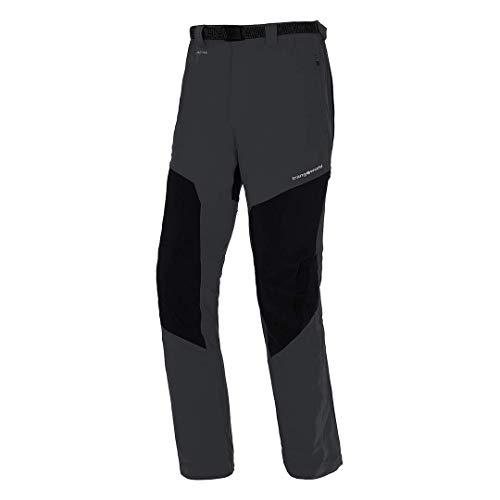 Trangoworld Muley Pantalon Homme, Ivoire/Noir, Size XL + 5