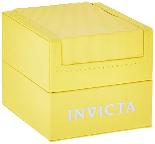 Invicta 2771 I-Force Montre Homme acier inoxydable Quartz Cadran blanc