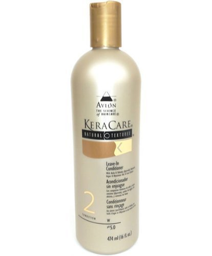 Keracare Natural Textures Leave in Conditioner 16oz
