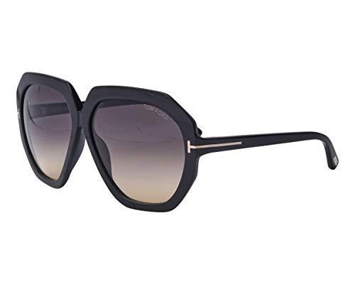 Tom Ford Damen Sonnenbrillen Pippa FT0791, 01B, 60