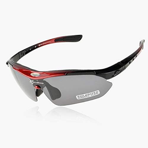 El diseño de moda Ciclismo gafas de sol deportivas, polarizados vidrios de...