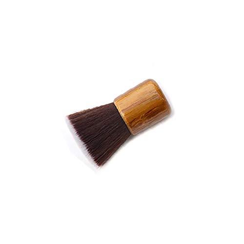 Pro Makeup Kabuki Poudre Pinceau Appliquant Blush Professionnel Kabuki pour Maquillage du Visage Parfait Pour le Mélange Liquide
