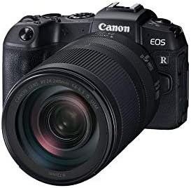 Refurb Canon EOS RP 26.2MP Mirrorless Digital Camera with 24-240mm Lens