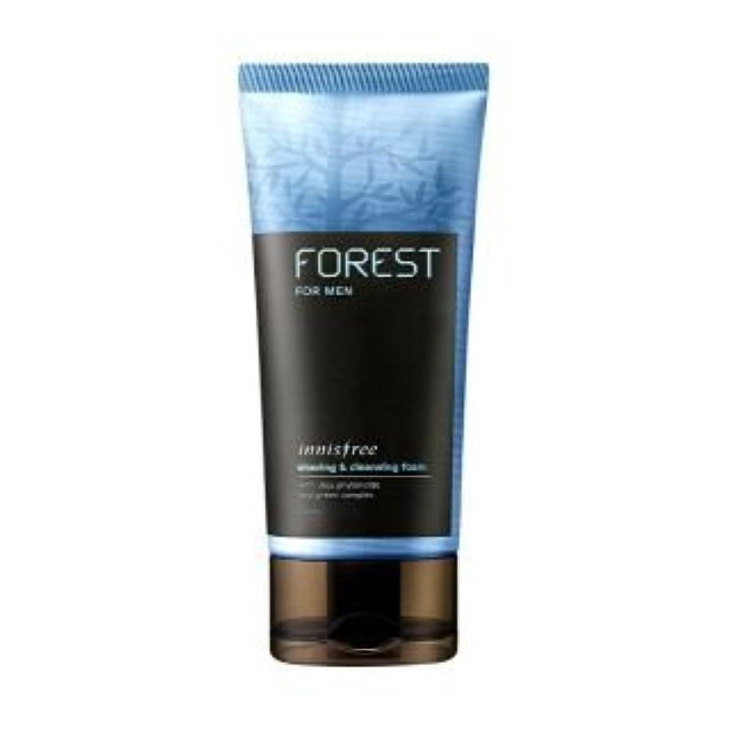 課す意味月曜[Innisfree] Forest For Men Shaving & Cleansing Foam 150ml by Innisfree [並行輸入品]