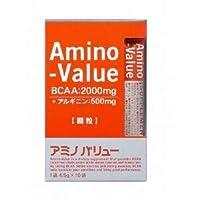 大塚製薬 アミノバリュー サプリメントスタイル 4.5g×10袋×5箱セット