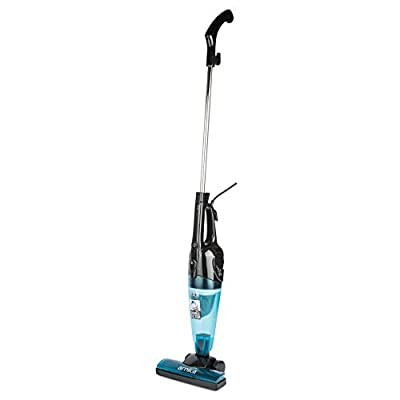 BergHOFF's Merlin All-in-ONE Corded Vacuum Cleaner with Tools, Blue