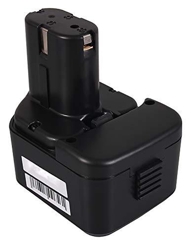 PATONA Bateria EB920H Ni-MH 3000mAh 9,6V Compatible con Hitachi DS10DV2 EB9S EB9B EB914 EB924 EB930H