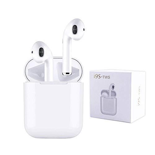 Fone de Ouvido Sem Fio Bluetooth 5.0 I9s Tws Airpods Stereo iOS Android Celular Smartphone