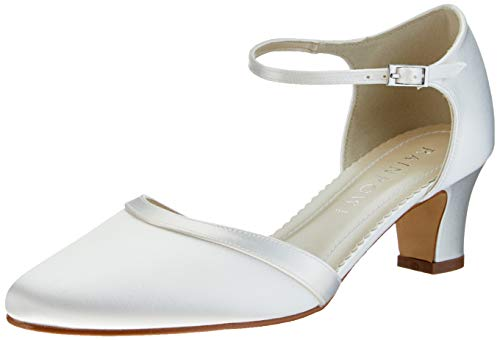 Rainbow Club Damen Anika Pumpe, Ivory, 37.5 EU