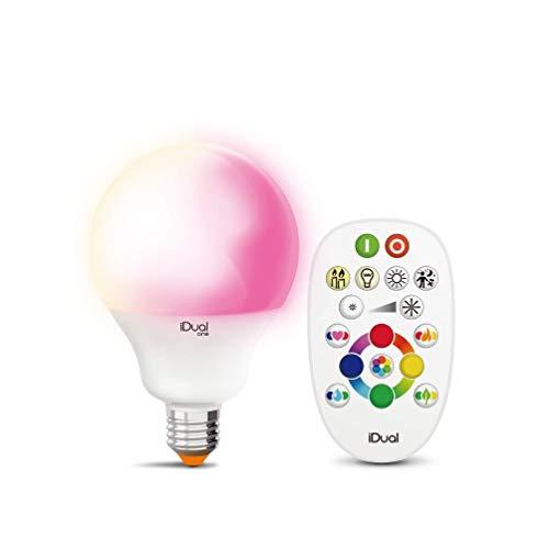 jedi lighting Idual One E27 Globe Inkl. Fb