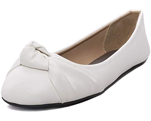 Top 10 best selling list for flat or wedge white dress shoes