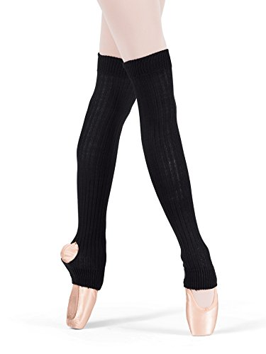 Body Wrappers Unisex Legwarmers 27 Inch Style 194, Black - http://coolthings.us